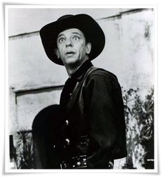 Don Knotts as Dr. Jesse W. Heywood                                              The Shakiest Gun in the West