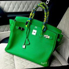 Beautiful HERMÈS Birkin Bag