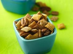 Chex Pumpkin Pie Crunch Mix Recipe