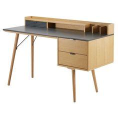Bureau 3 tiroirs