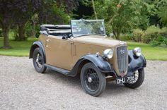 Austin Seven Opal 1937