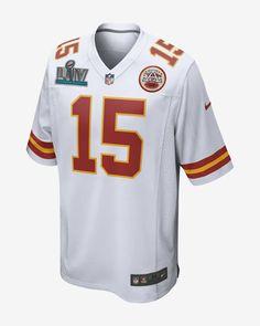 a Kansas City Chiefs Game, Chiefs Super Bowl, Travis Kelce, Football Jerseys, Nike, Football Shirts, Soccer Shirts