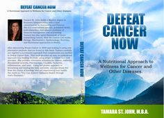 "The ""Defeat Cancer Now"" book details my battle with Cancer, the triumphs and mistakes I made that you can learn from.  You will also learn how I healed my Cancer naturally, which protocols I used, how to use the protocols properly, everything about proper detoxification, pH balance, the entire program I utilized while healing cancer naturally, and so much more.  The book also includes over 60 Cancer fighting recipes."