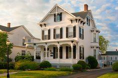 Victorian House - Somerville NJ by James T Callahan    Via Flickr: _DSC2349-Edit