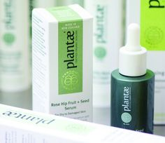 Back to nature with Plantaes range of face and hand creams.