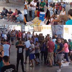 """// Café Solidário // MOVA SE // """" Não é sobre erguer paredes é sobre reerguer pessoas """"  Todo domingo no viaduto Santa Tereza  as 09 hrs ... Quem puder nos ajudar COLA LÁ  #boatarde #MovaSe #ywam #jocum #ywambrasil #missao #cafesolidario #CafeComMoradoresDeRua #tudopeloreino by hugoversiani13 http://bit.ly/dtskyiv #ywamkyiv #ywam #mission #missiontrip #outreach"""