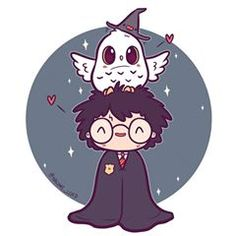 Yayy 20 years of Harry Potter! Had to do a quick doodle of the boy himself! ✨ And commissions are open again! check out my etsy (link in bio) for Hogwarts portraits, pet portraits and you can always ask if you want something custom Harry Potter Anime, Harry Potter Fan Art, Memes Do Harry Potter, Images Harry Potter, Cute Harry Potter, Mundo Harry Potter, Harry Potter Drawings, Harry Potter Universal, Harry Potter Characters