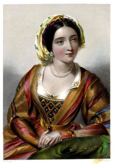 My 26X Great Grandmother - Queen Eleanor of Castile; Wife of King Edward I