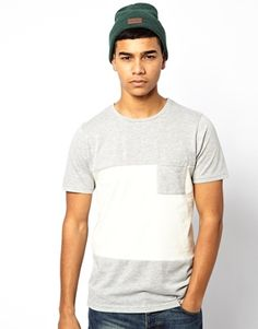 Another Influence Block T-Shirt S$37.44 on Asos