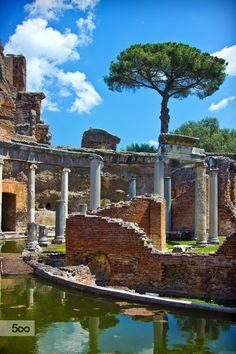 Hadrian's Palace - Italy