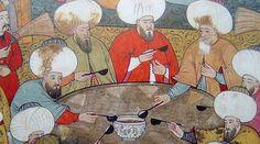 """❝Osmanlı'da """"İlla edep"""" dedirten 15 gelenek❞  ☪ #Osmanlı sosyal hayatı, incelik, anlayış ve özellikle zerafet üzerine kuruluydu. Gündelik hayat bir dizi adabı muaşeret kuralından müteşekkildi. #Turkey #Ottoman"""