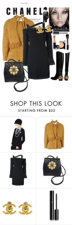 """""""chanel"""" by metka-belina ❤ liked on Polyvore featuring Chanel"""