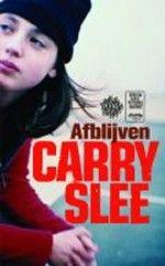 Leesplein- Afblijven Schrijver: Carry Slee Voordat Melissa het beseft raakt ze verzeild in een wereld van drugs en criminaliteit. Haar vrienden, speciaal Jordi, doen er alles aan om haar te helpen. Hopelijk is het nog niet te laat. (C) * Bijzonderheden:  Herdruk, Zie ook: Films van kinderboeken. Bekroningen: Kinderjury (prijs van de Nederlandse Kinderjury) Jonge Jury (bekroond) Leeftijd: 12+ Uitgever: Pimento Verschenen: 2005 ISBN: 9789049920852