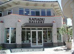 Xanadu Gallery | Contemporary Fine Art | Scottsdale, AZ.   Xanadu Studios, a virtual extension of Xanadu Gallery, now represents 3D artist, Ruth Collis