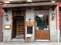 Taberna Casa Ananías - C/Galileo, 9 - Madrid