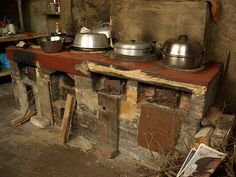 Traditional Chinese Kitchen (by YY on Flickr)