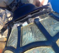 Lucicastiglione fabbrica lampadari: Restauro e riparazione lampada in ...