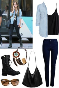 """Selena Gomez outfit 2"" by maiahamstra on Polyvore"