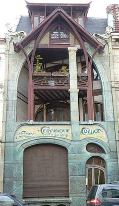 Maison Coillot by Hector Guimard