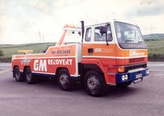 GM Recovery - LEYLAND