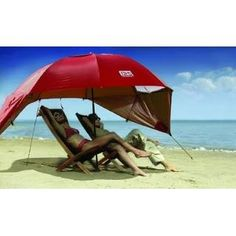 Sport Brella Is The Latest Version Of Sklz Cool Beach Umbrella Style Sun Shelter Sets Up In Seconds With High Protection Beautiful Oversized