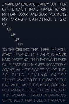 twenty-one pilots ~ ode to sleep
