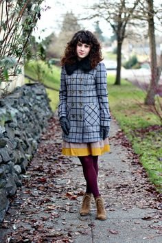 yes and yes: Real Life Style Icon: Elizabeth of 'Delightfully Tacky'