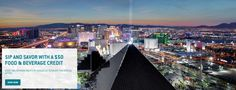 Luxor Resort and Casino Luxor Las Vegas, Las Vegas Hotel Deals, Beverage, Book, Travel, Viajes, Drink, Destinations, Traveling
