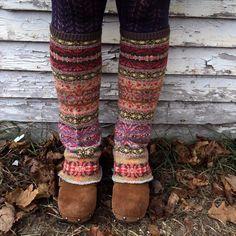 Nützliche Bein-Wärmer DIY-Tutorials für den Winter //  #BeinWärmer #DIYTutorials #für #Nützliche #Winter