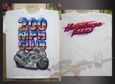 Hayabusa 200MPH Club T-shirt