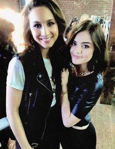 cute, lucy hale, pll, pretty little liars, sparia, spencer hastings, troian bellisario, aria montgomrey