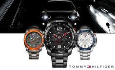 Tommy Hilfiger GranPrix - modely nájdete v sekcii http://www.1010.sk/kategoria/tommy-hilfiger/panske-hodinky-tommy-hilfiger/
