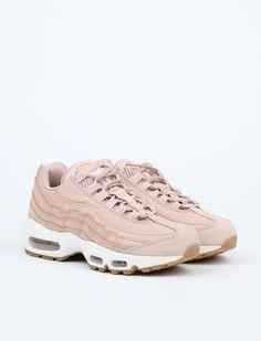 separation shoes 1206e ceedd Nike Air Max 95 Premium - Pink Oxford/PinkOxford-Bright Melon Mode Tendance,