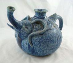 Cool looking elephant teapot