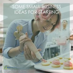 SOME SMALL BUSINESS IDEAS FOR STARTING  Computer-assisted web interviewing showed that every third nine-to-five worker wishes control his/her own destiny and run his/her own business. But hardly every wishful thinker dares turn his dream into reality. +HOME BASED BUSINESS +CLEANING SERVICE +PET CARE +EVENT PLANNING AGENCY  Learn 4 fine small business ideas for starting here http://800fund.com/blog/best-business-to-start-in-2016/
