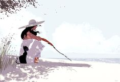 Words in the sand. by PascalCampion.deviantart.com on @deviantART