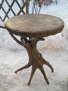 Купить скамья и стол - скамья, стол, эксклюзив, модерн, стиль, бетон
