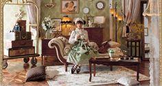 Classic Lolita Room