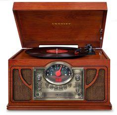 Crosley | Symphony  #crosley #turntable #entertainmentcenter #recordplayer #vintage