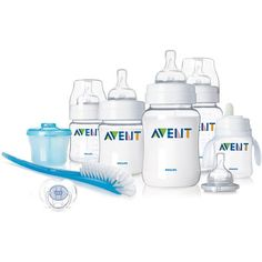 Avent 4Pc Infant Starter Bottle Set *** Click image to review more details.-It is an affiliate link to Amazon.