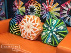 Quilt Market Fall 2014 in Houston - Sassafras Lane Designs