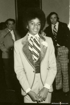 michael jackson at jermaine's wedding in 1973 photos | Jermaine's Wedding Back In 1973