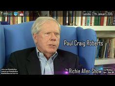 Paul Craig Roberts -- Western Democracy Is A Myth! | THE FINANCIAL ARMAGEDDON BLOG