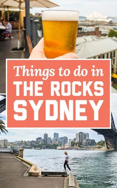 The Rocks has a ton of colonial history and is incredibly scenic. I've compiled a list of all my favourite activities in the area, so here's my suggestions for the best things to do in The Rocks, Sydney! | A Globe Well Travelled