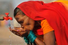 Water - what we take for granted is precious for millions of people around the world.