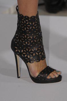 6932a71aff6 Oscar de la Renta Spring 2013 Fab Shoes