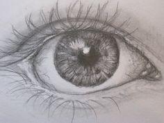 رسم العين (( صدق التعبير )) - منتدى طلاب الهندسة