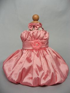 Flower Girl Dress 9200S by Tip Top