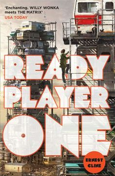 Ready Player One. like the OASIS. -->A Q With Self-Proclaimed Geek Ernest Cline, Author of Ready Player One Steven Spielberg Movies, Books To Read, My Books, Fall Books, Fandoms, Thing 1, Reading Lists, Book Lists, Reading 2014
