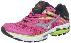 Mizuno Women's Wave Inspire 9 Running Shoe #Mizuno #Womens #Wave #Inspire #Running #Shoe